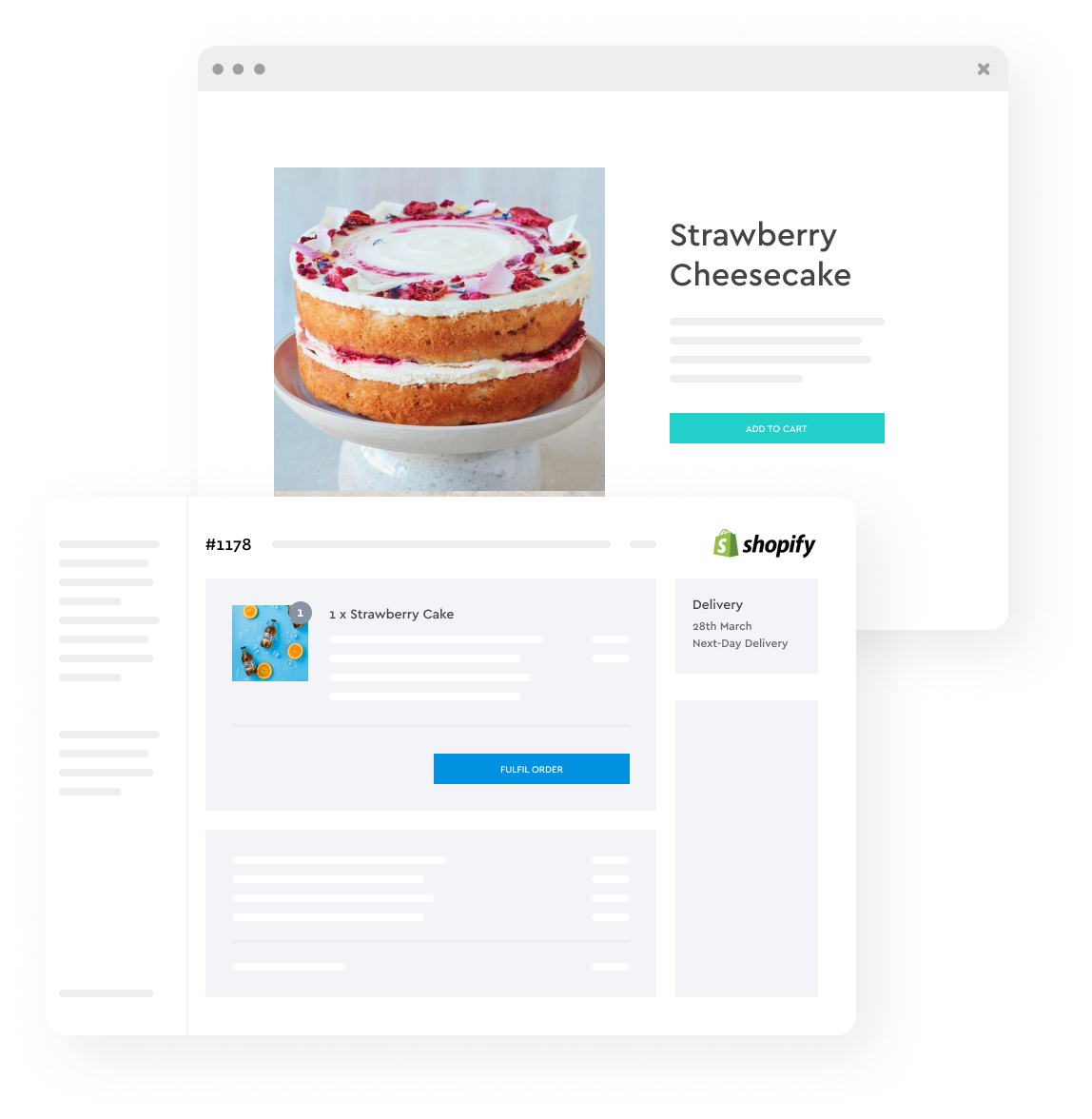 Shopify Date & Delivery App