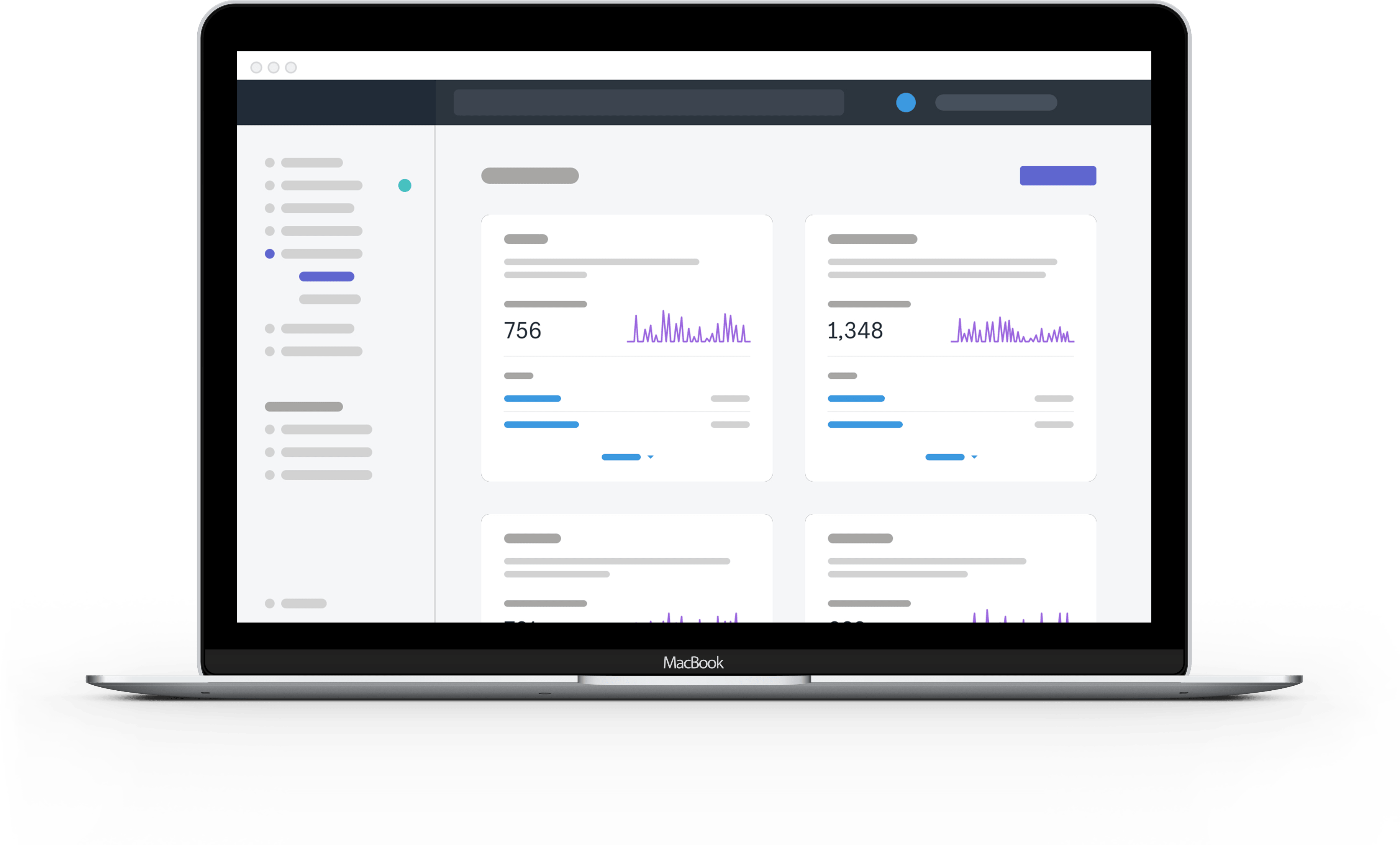 Shopify Plus Admin Dashboard