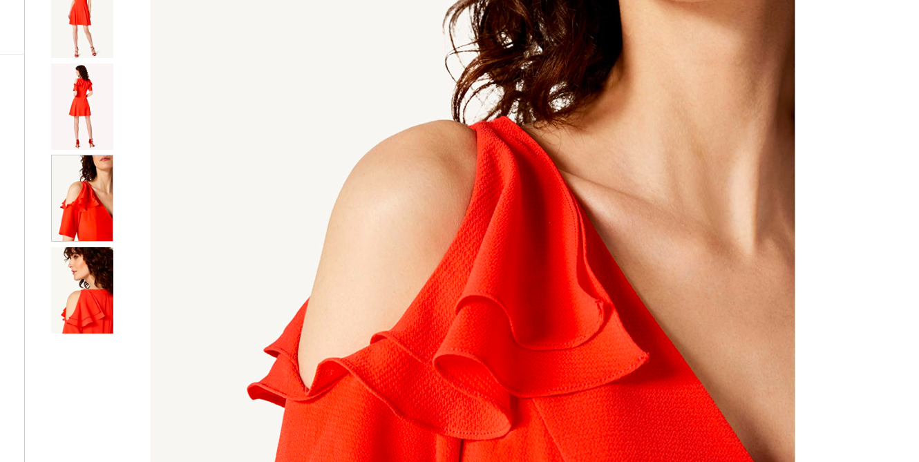 Image showing a close up of a dress, detail that is essential in e-commerce imagery.