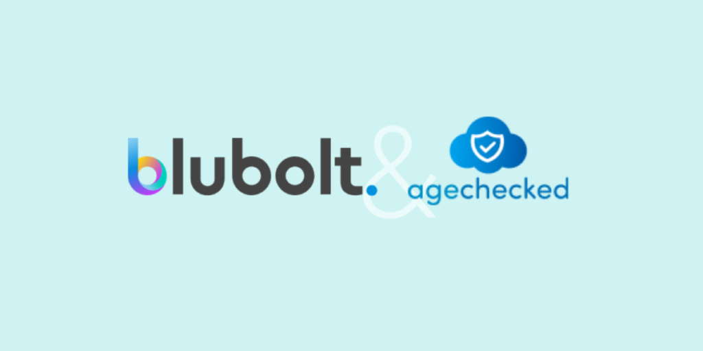 AgeChecked & blubolt have joined forces